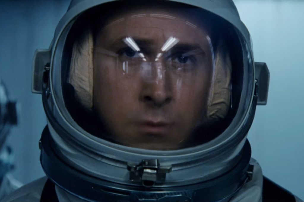 'First Man': Ryan Gosling is Neil Armstrong in biopic