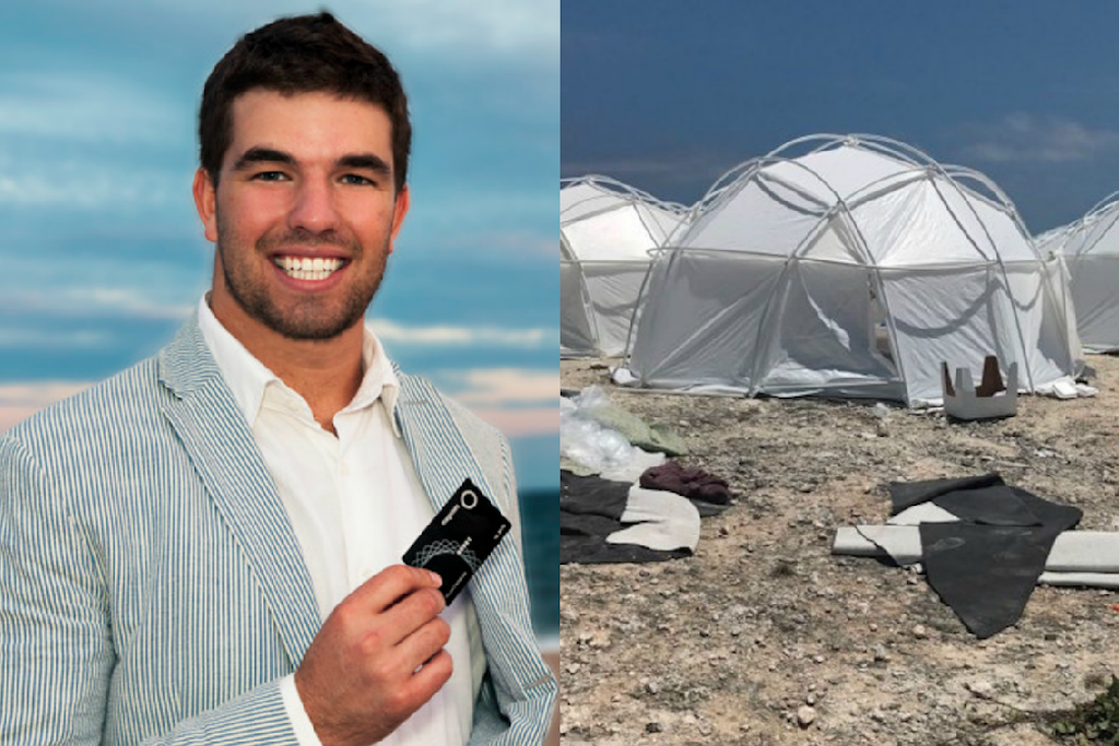 Fyre Festival Documentary Viewing Party
