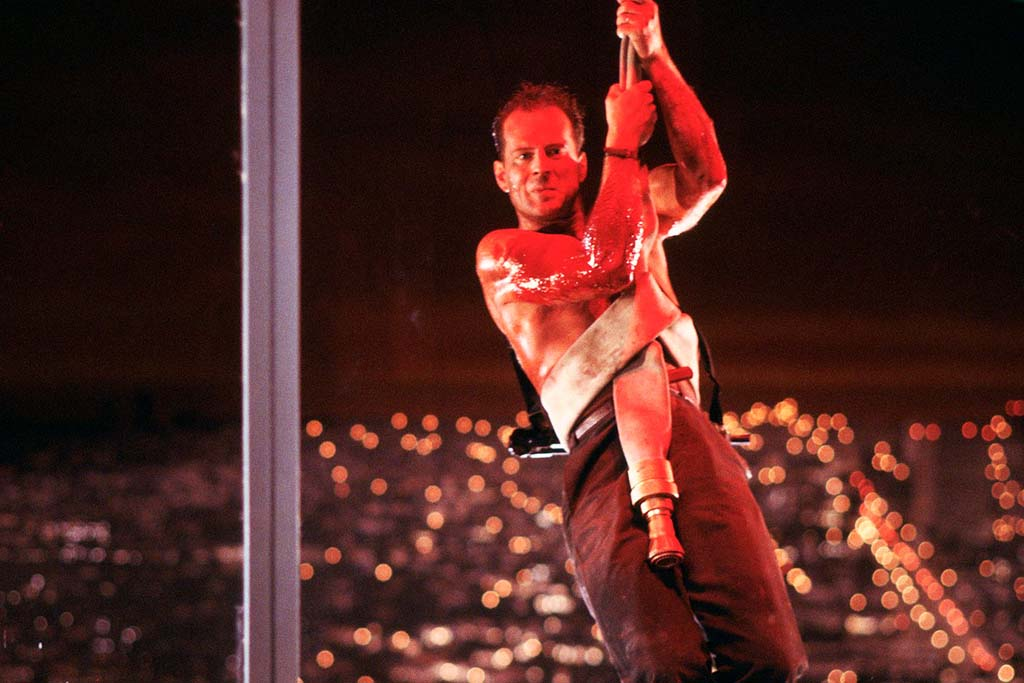 Sorry, Bruce Willis: 'Die Hard' really is a Christmas movie now