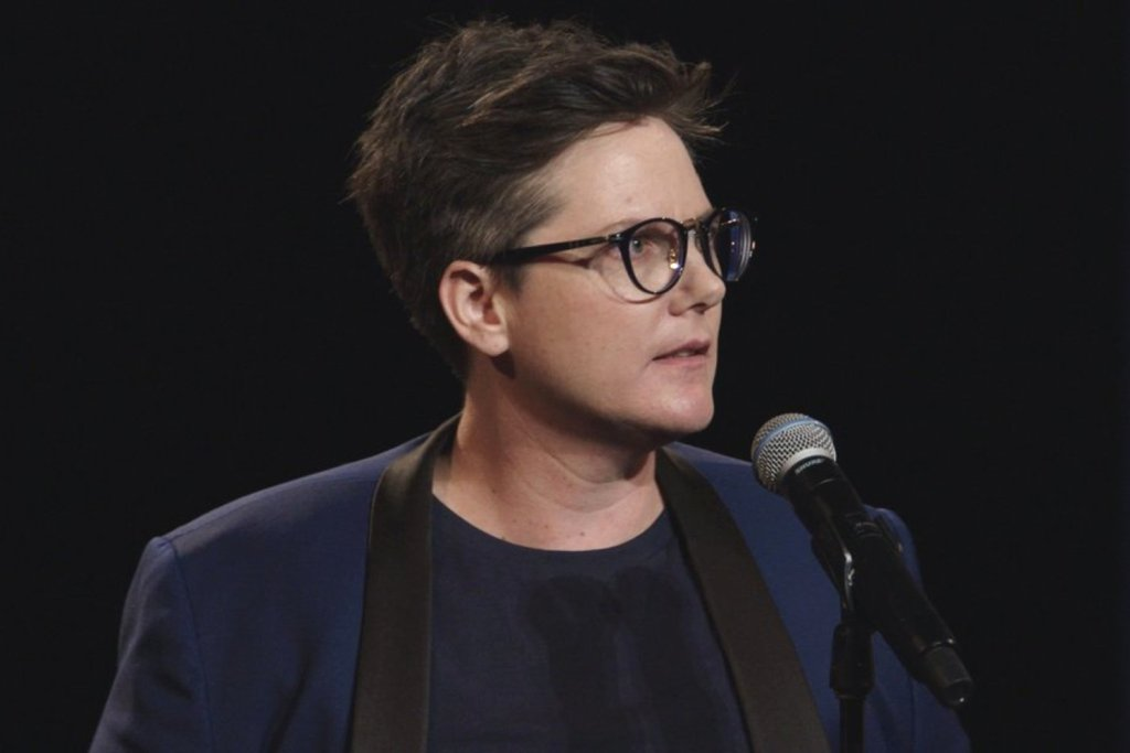 This Is How Hannah Gadsby Shut Down A Heckler During A Performance Of 'Nanette'