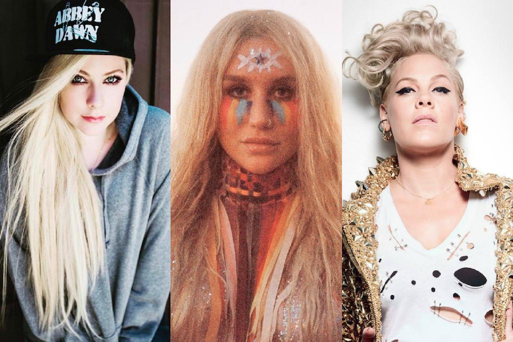 Pink And Avril Lavigne Defend Kesha In Dr Luke Defamation Lawsuit