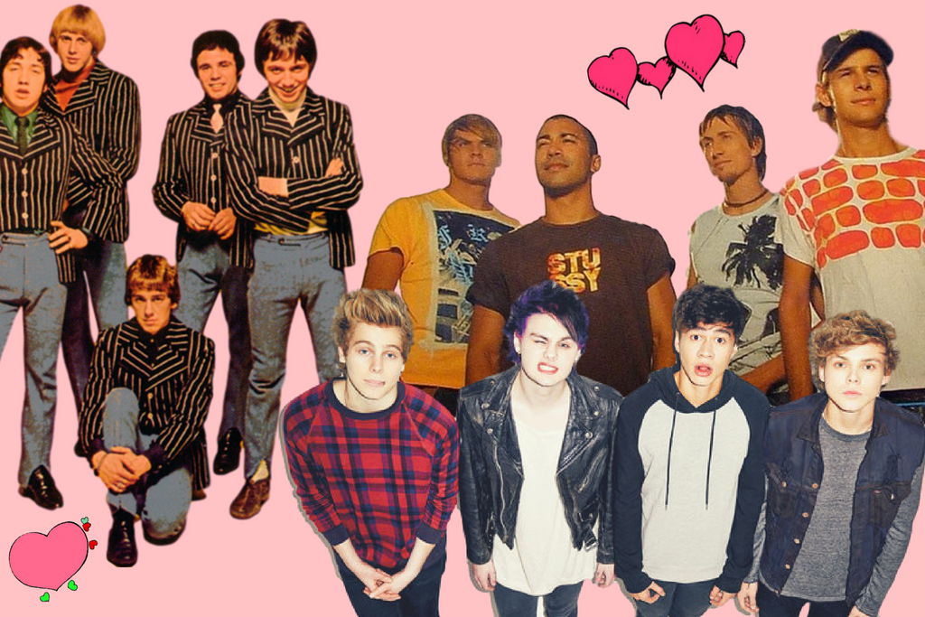 A Brief And Funny History Of The Australian Boy Band