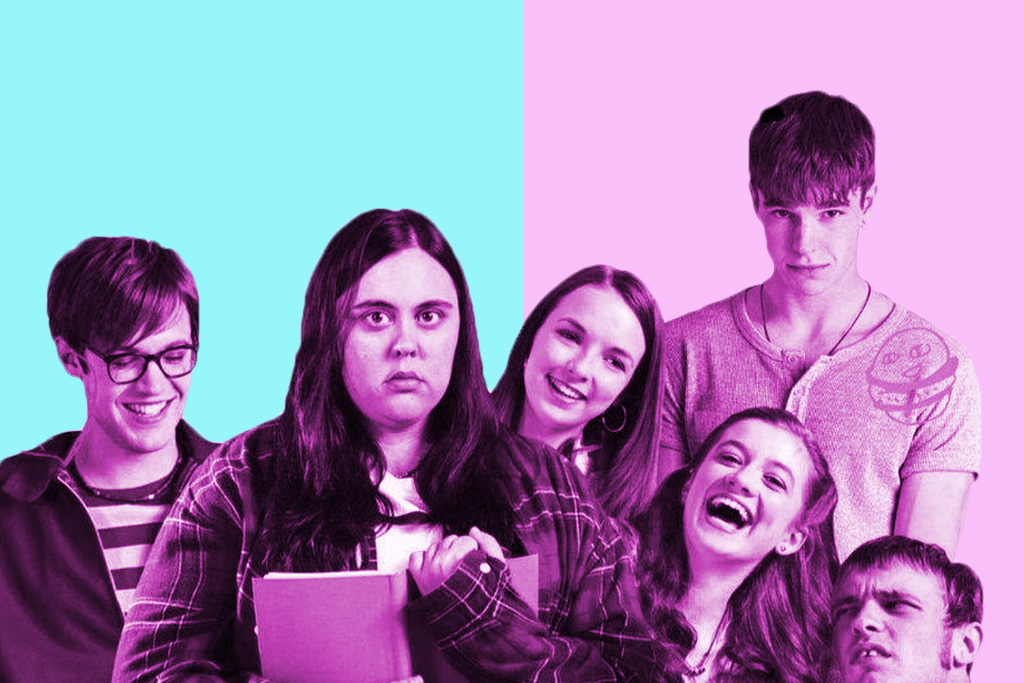 My Mad Fat Diary: 1×6