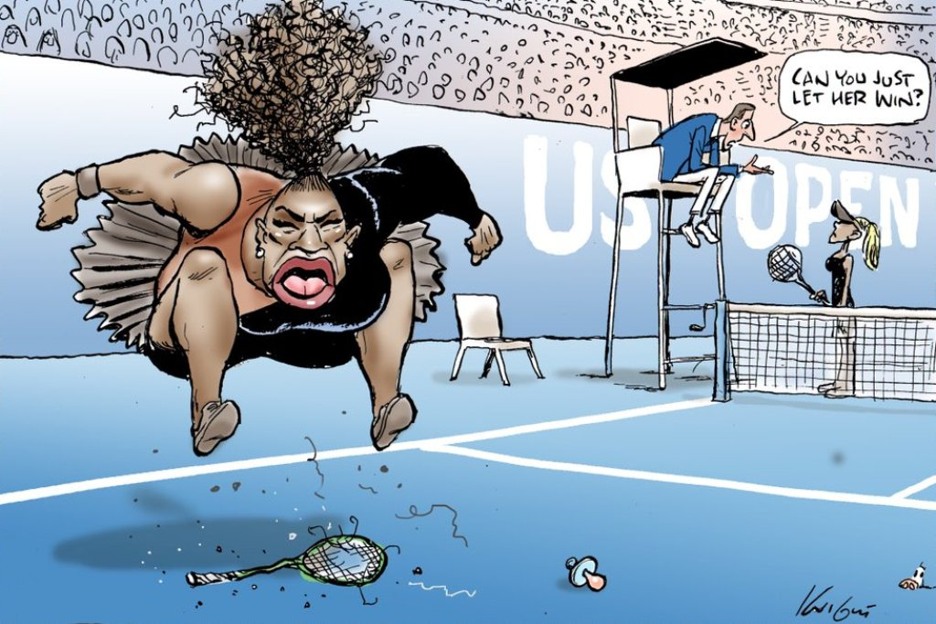 Tennis umpires reportedly considering boycott of Serena Williams matches