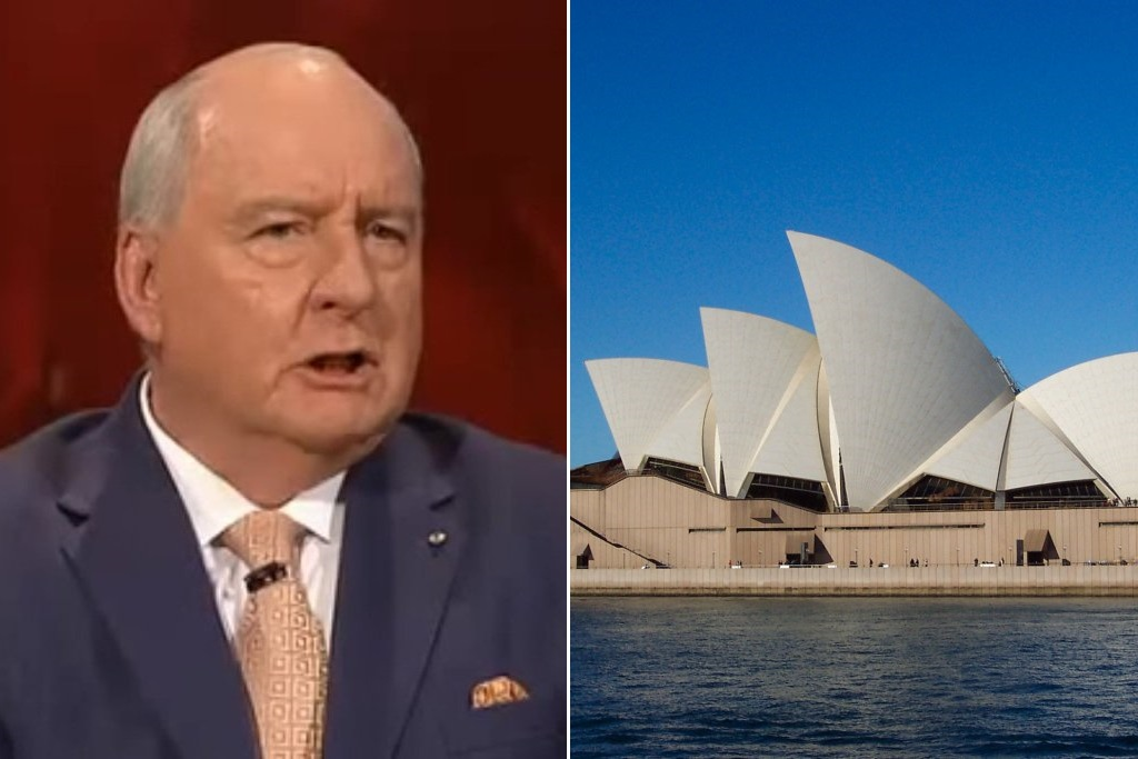 Alan Jones Opera House Racing NSW controversy