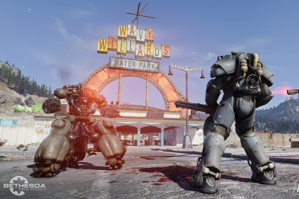 Fallout: a cinematic trailer for the game