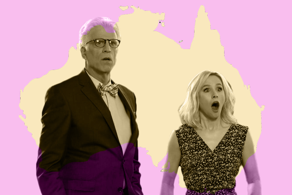 The Good Place Season 3 Recap: Episodes 1 and 3, Australia