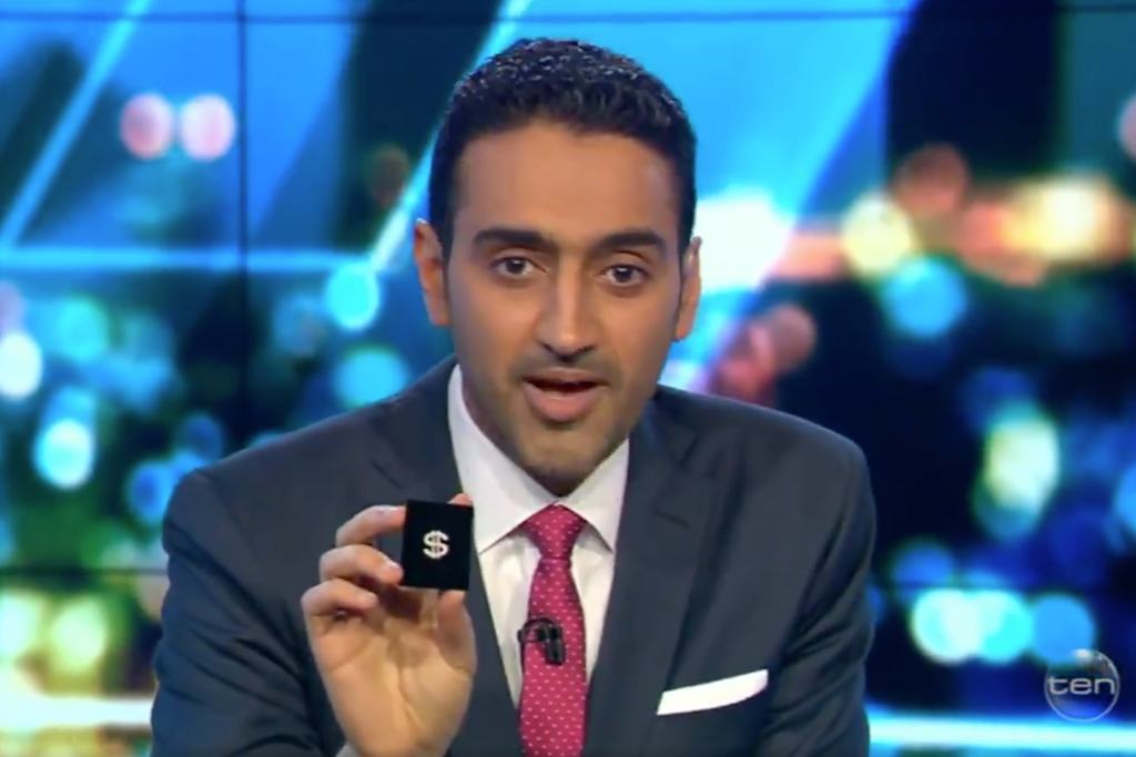 Waleed Aly just nailed the problem with advertising on the Sydney Opera House.