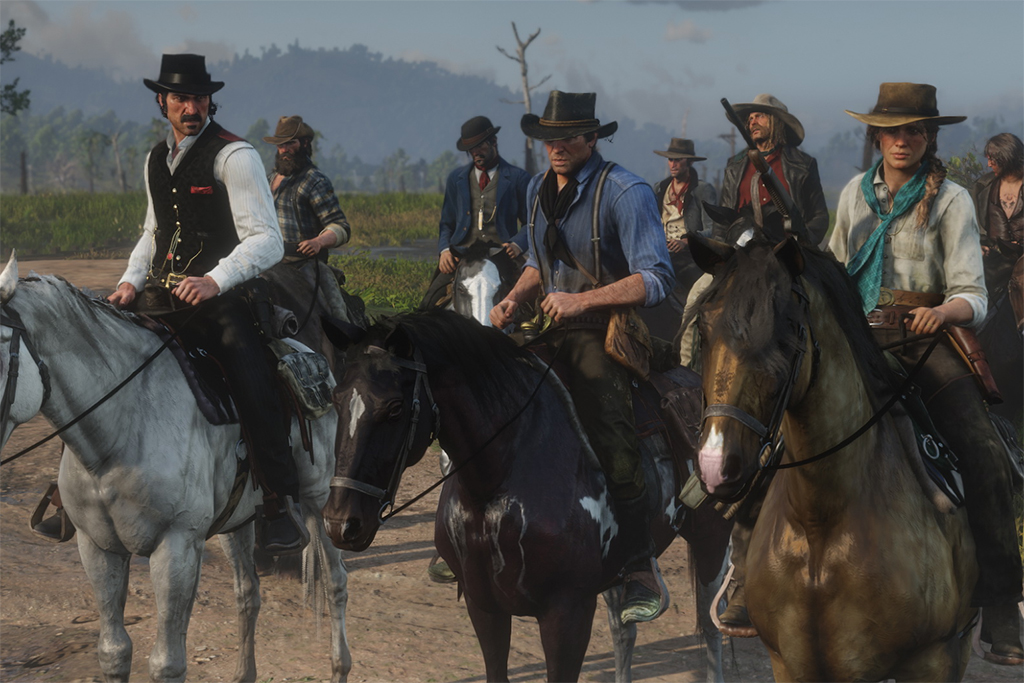 Red Dead Online beta online now with Battle Royale mode