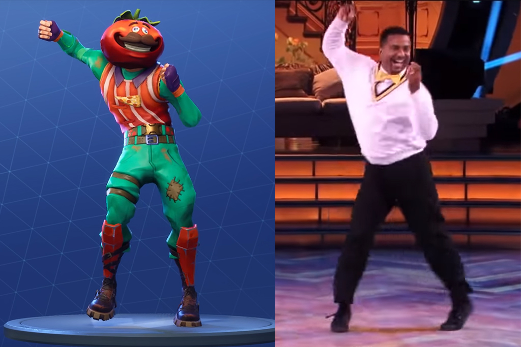 a the fresh prince of bel air actor is suing fortnite over a dance move - how to do fortnite dances step by step