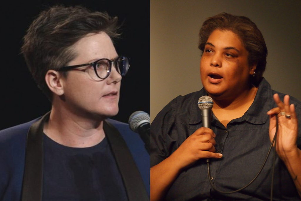 Hannah Gadsby and Roxane Gay in conversation is possibly the best thing ever.