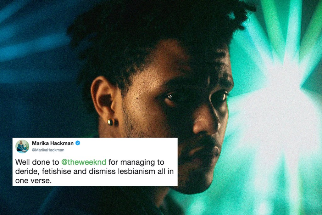 The Weeknd's New Song Is Copping Criticism For Homophobic Lyric
