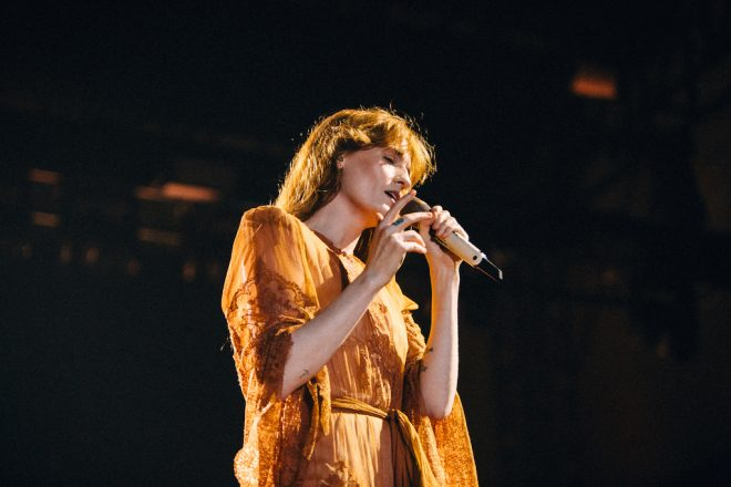 Florence and the machine review