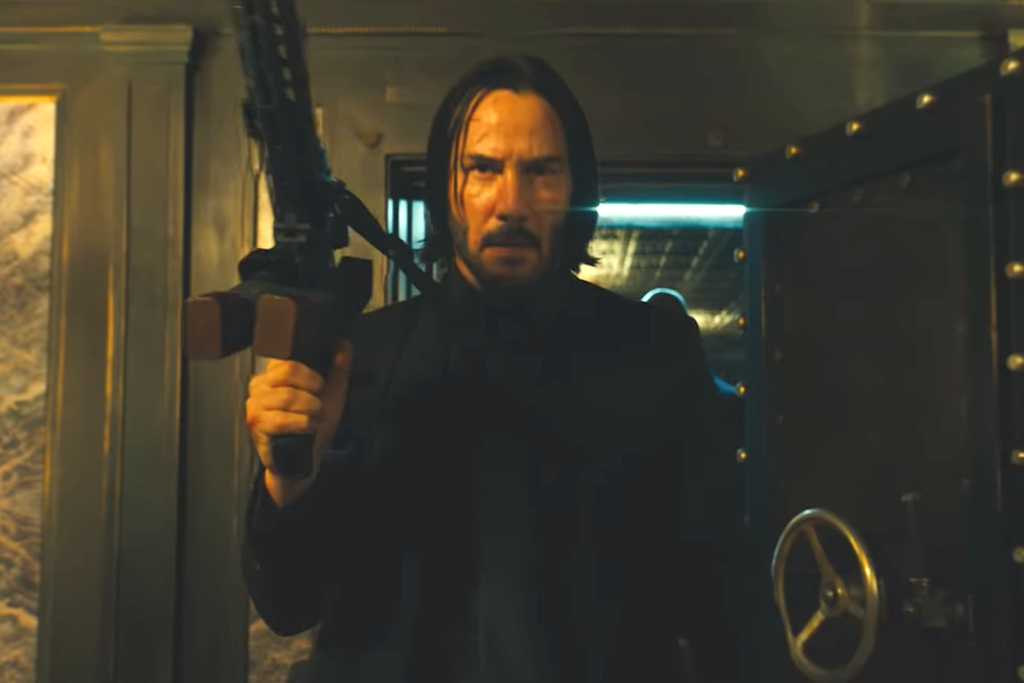 John Wick Chapter 3: Parabellum Gets An Epic First Trailer