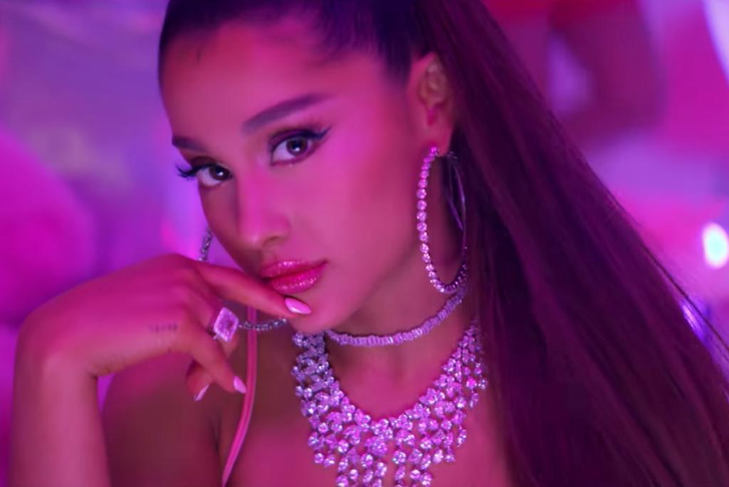 Ariana Grande Got a Huge Pokemon Tattoo
