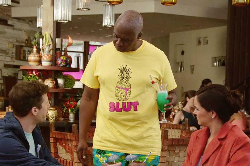 d6ee8c03 Brooklyn Nine-Nine Season 6: All Of Captain Holt's Novelty T-Shirts