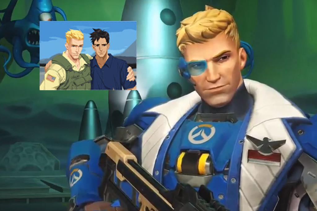 Overwatch's New Story Reveals Its Second Gay Character