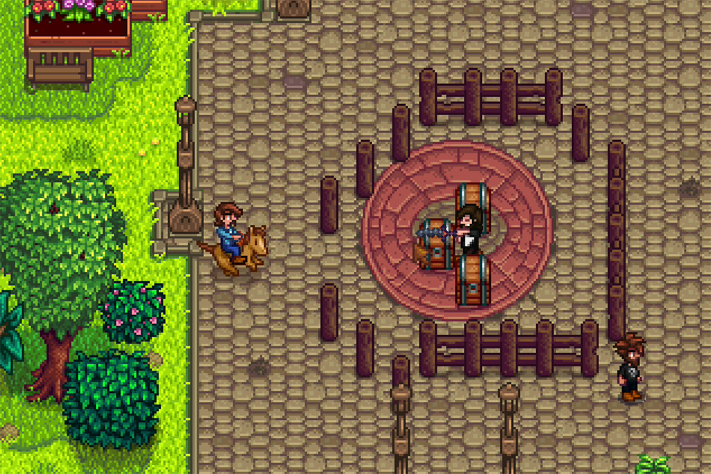 Stardew Valley mod Stardew Royalley