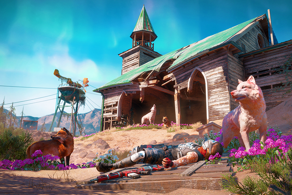 Far Cry New Dawn First Impressions As Fun As A B Grade Movie