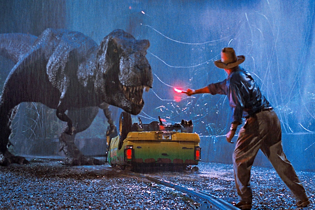 Jurassic Park': The Original Trilogy Is Coming To Netflix