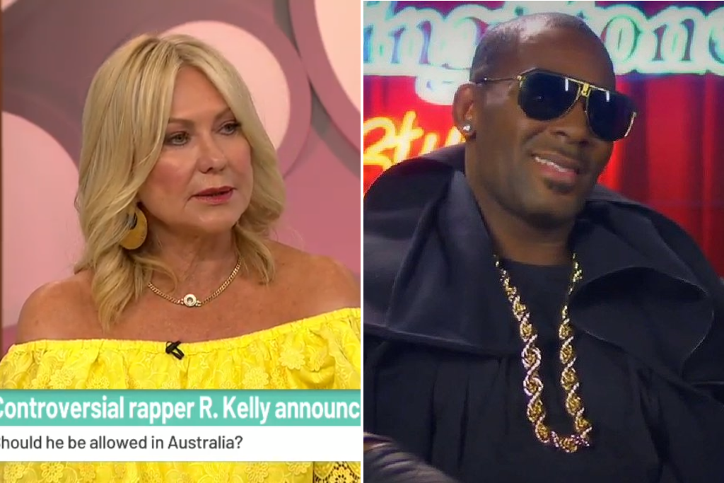 Kerri-Anne Kennerley wants R. Kelly let into Australia