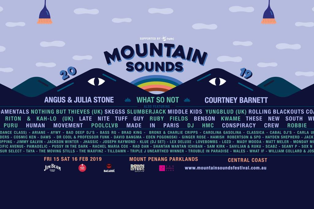 Mountain Sounds Festival Cancelled