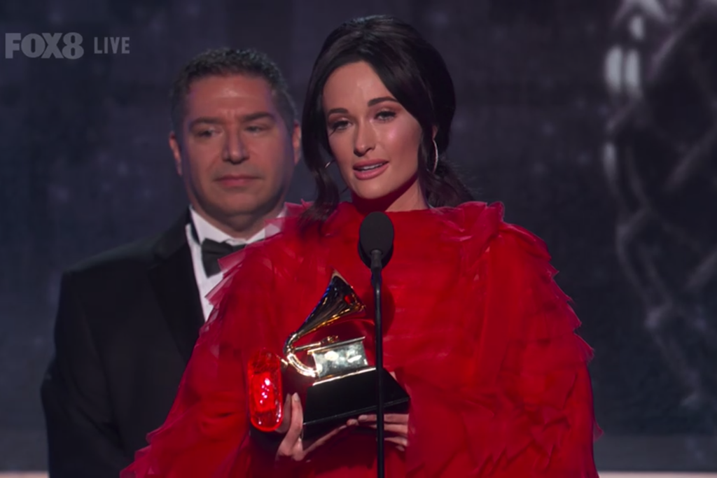 Kacey Musgraves wins Best Album at the 2019 Grammys