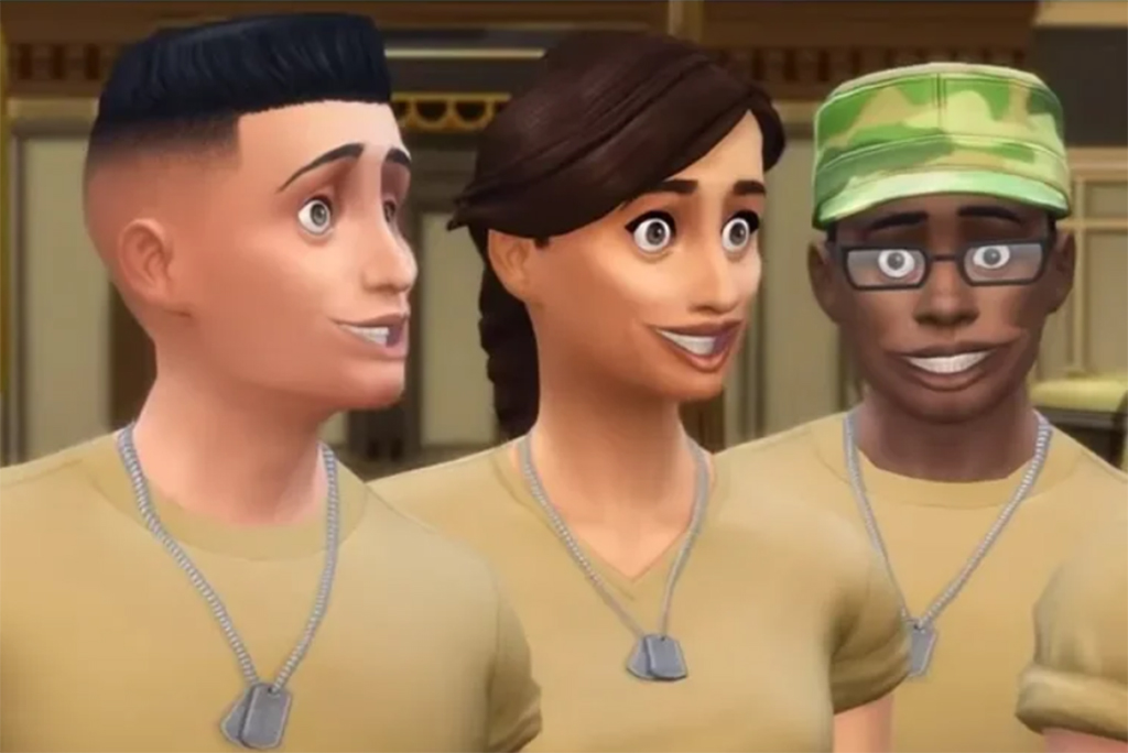 Sims 4 Is Teasing A Strange Development, With A Mysterious