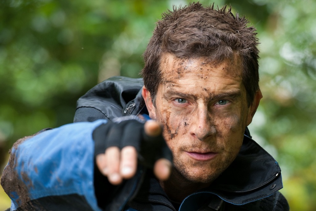 Bear Grylls has a new interactive special called 'You Vs. Wild'