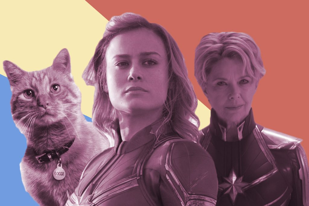 Captain Marvel Easter Eggs that you may have missed