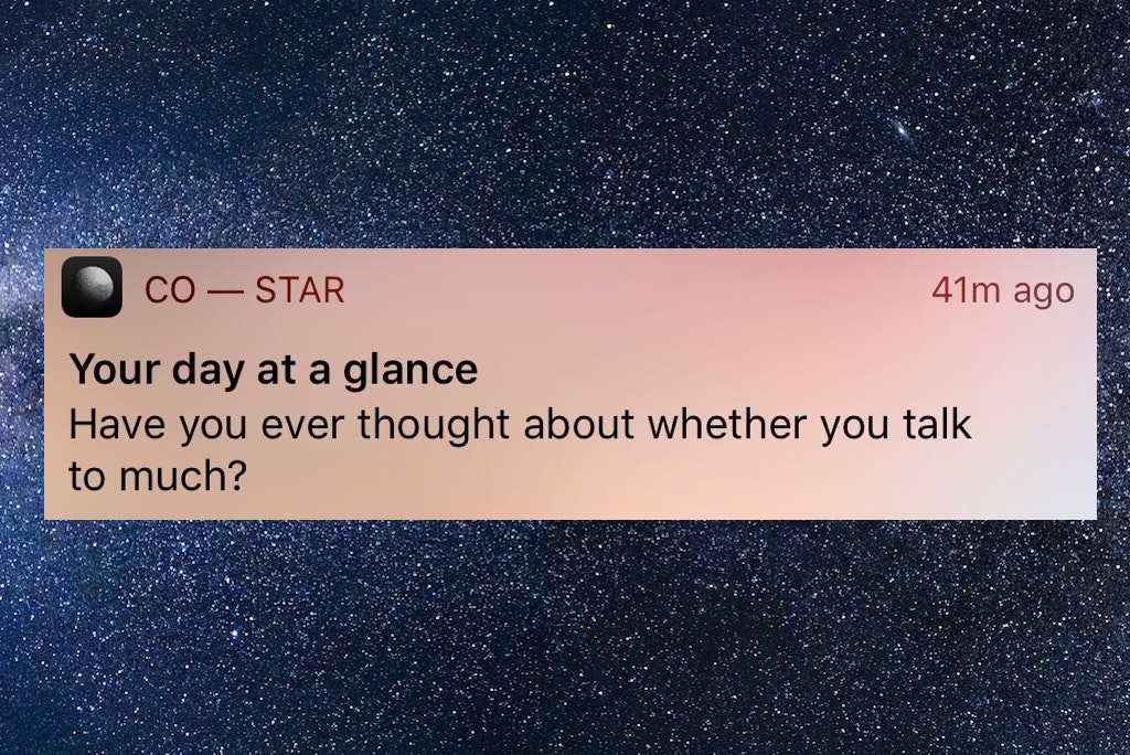 Co-Star messages