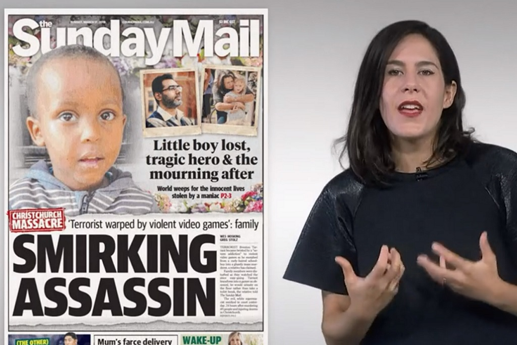 'The Feed' Rakes The Media For The Double Standard Of Christchurch Terrorist Attack Coverage