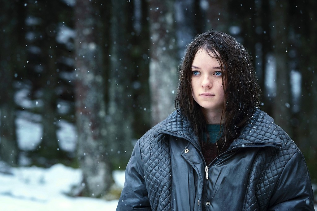 Esme Creed-Miles as Hanna in the new Amazon Prime Video show 'Hanna'