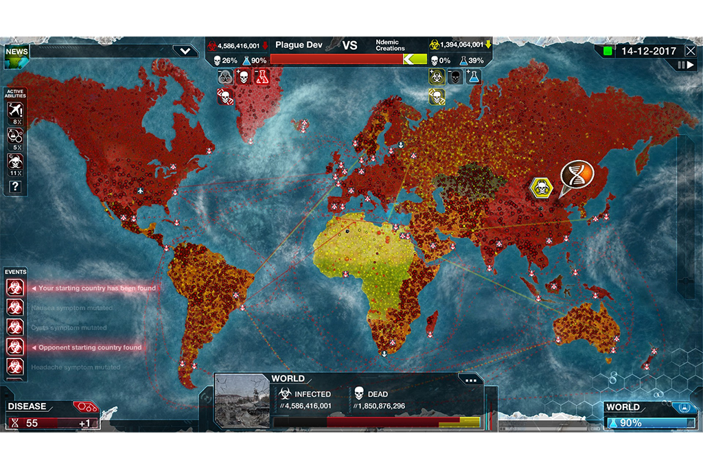 Image of: Anti Vaxxers To Help Kill All Humans In New Plague Inc Update