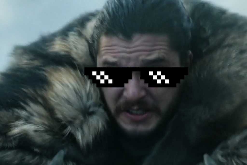 Game of Thrones Power Ranking Recap Jon Snow On Dragon