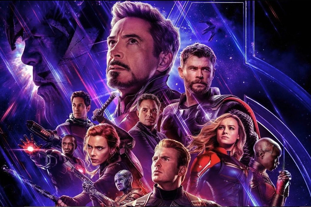 Avengers: Endgame film preparation list