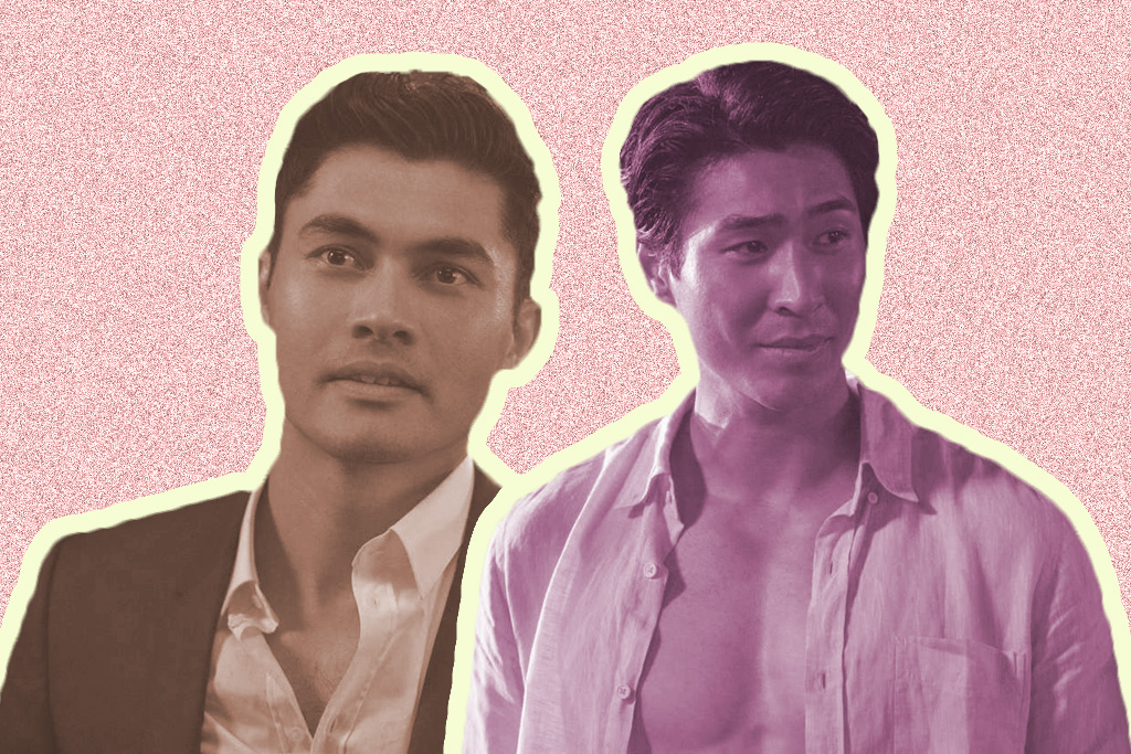 Crazy Rich Asians Asian Masculinity