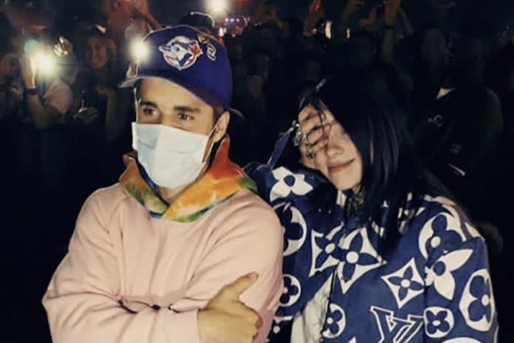 Billie Eilish and Justin Bieber meet at Coachella 2019, before dropping 'bad guy' remix