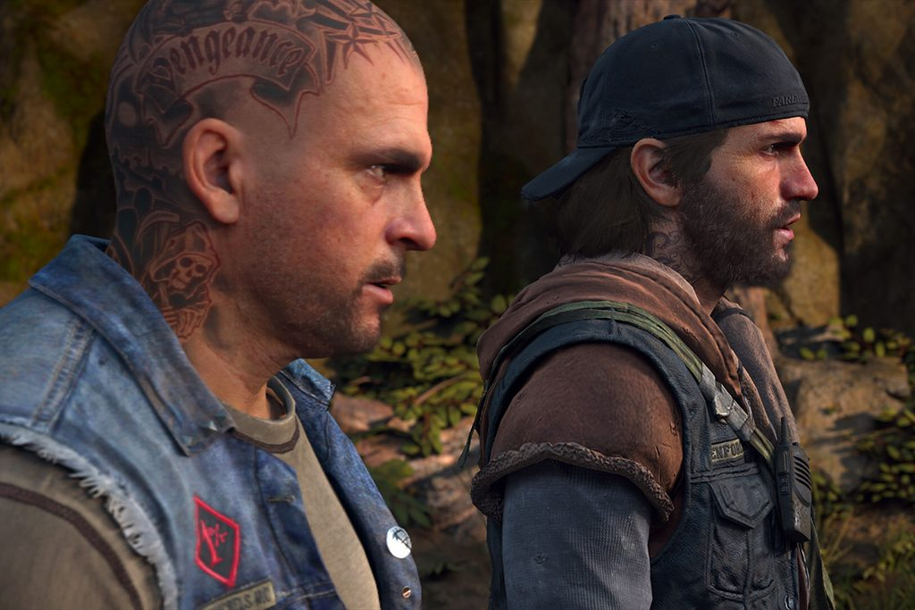 Days Gone on Playstation