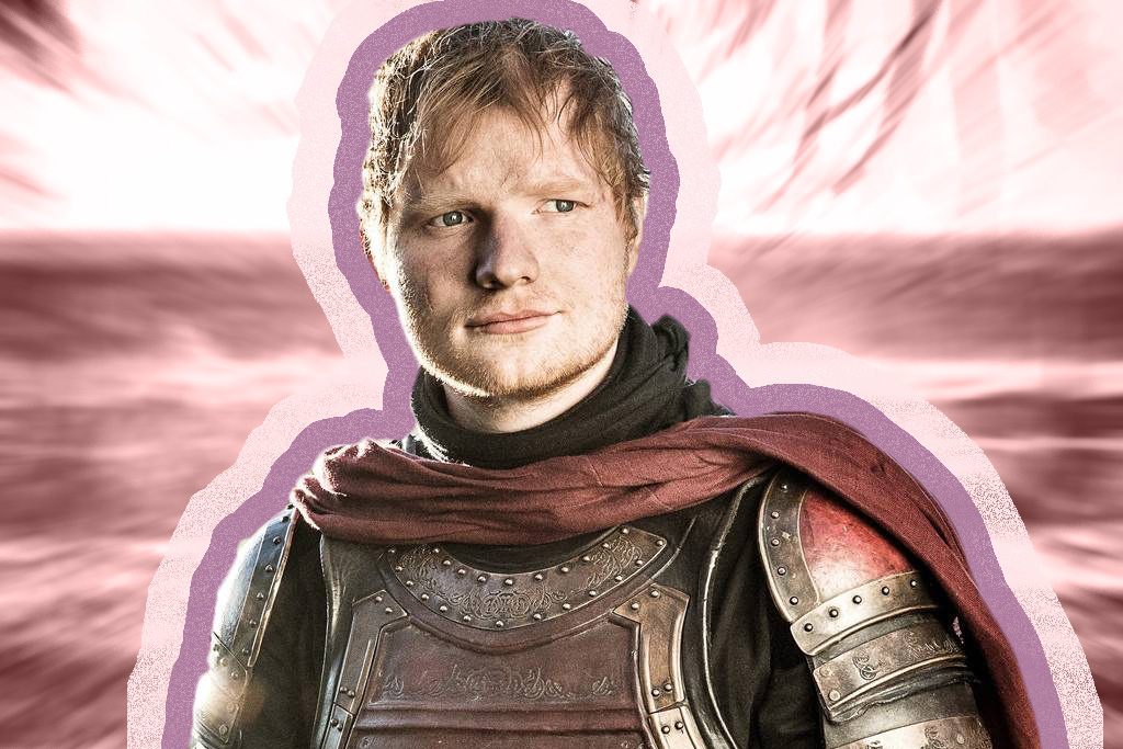 Ed Sheeran On Game Of Thrones