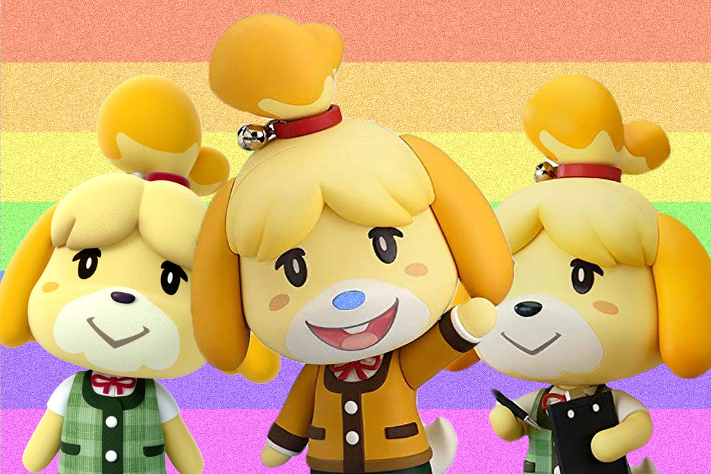 Animal Crossing Isabelle Is A Gay Icon And Here S Why