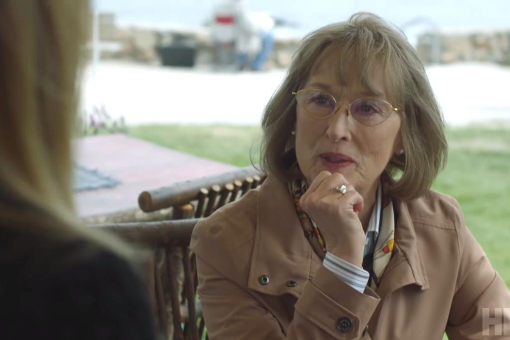Big Little Lies Season 2 Recap: Episode 1 Meryl Streep's