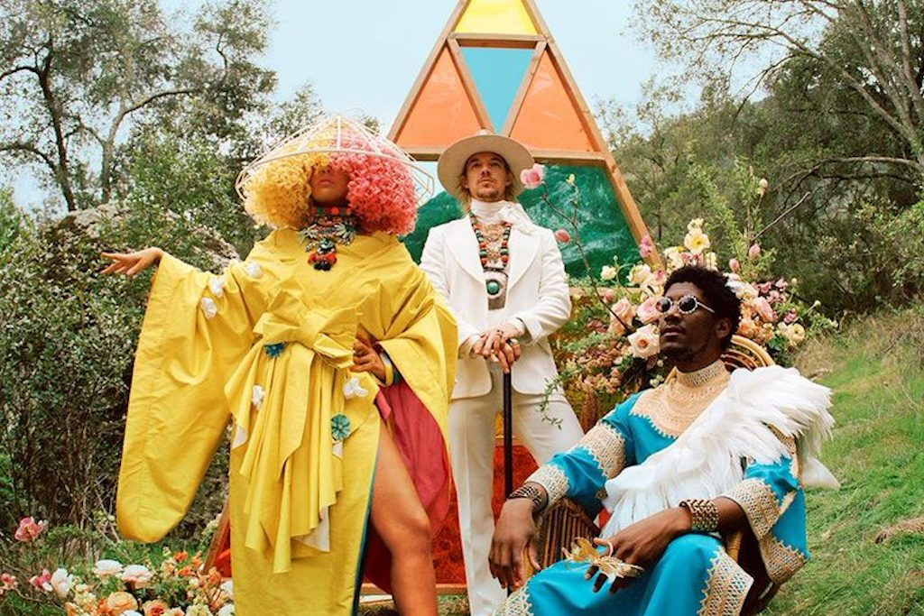 LSD: Sia, Labrinth and Diplo