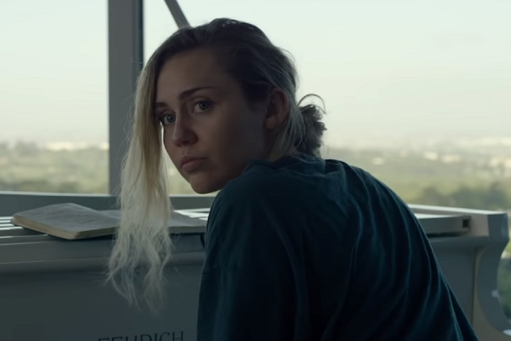 Miley Cyrus in Black Mirror, Season Five