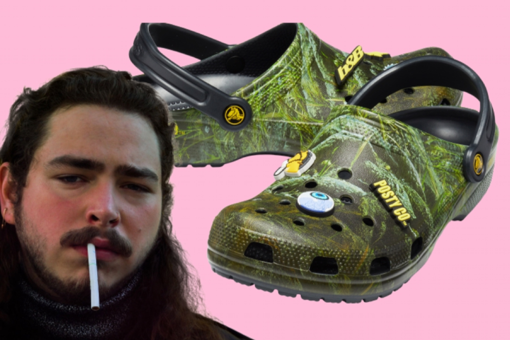 Post Malone: I Wore His New Crocs For A (Very Existential) Day