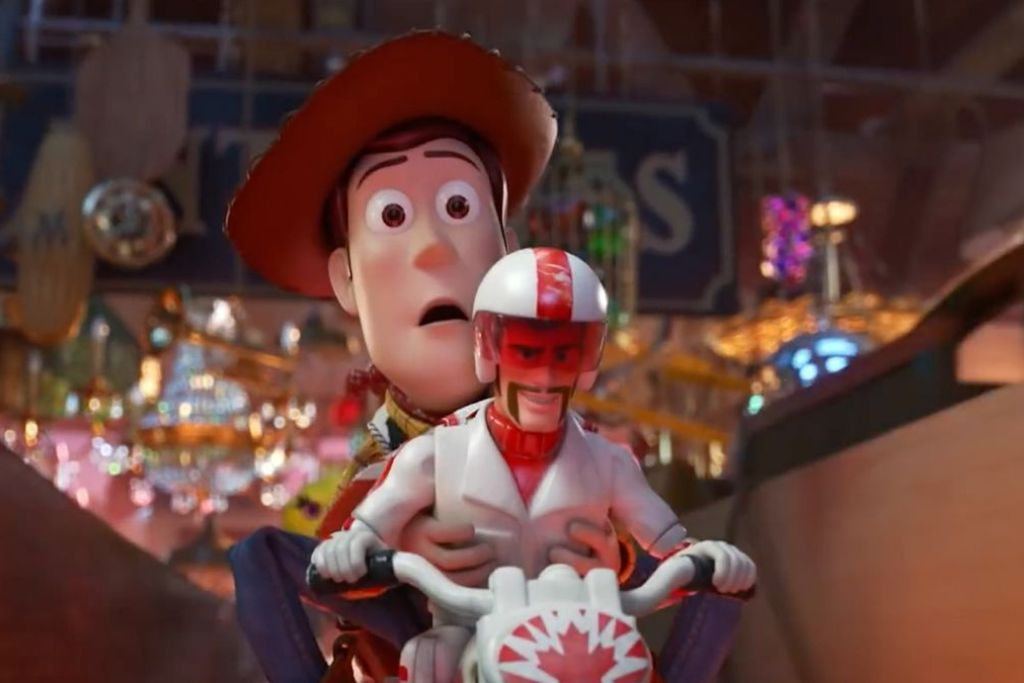 There's more Keanu Reeves in latest 'Toy Story 4' trailer