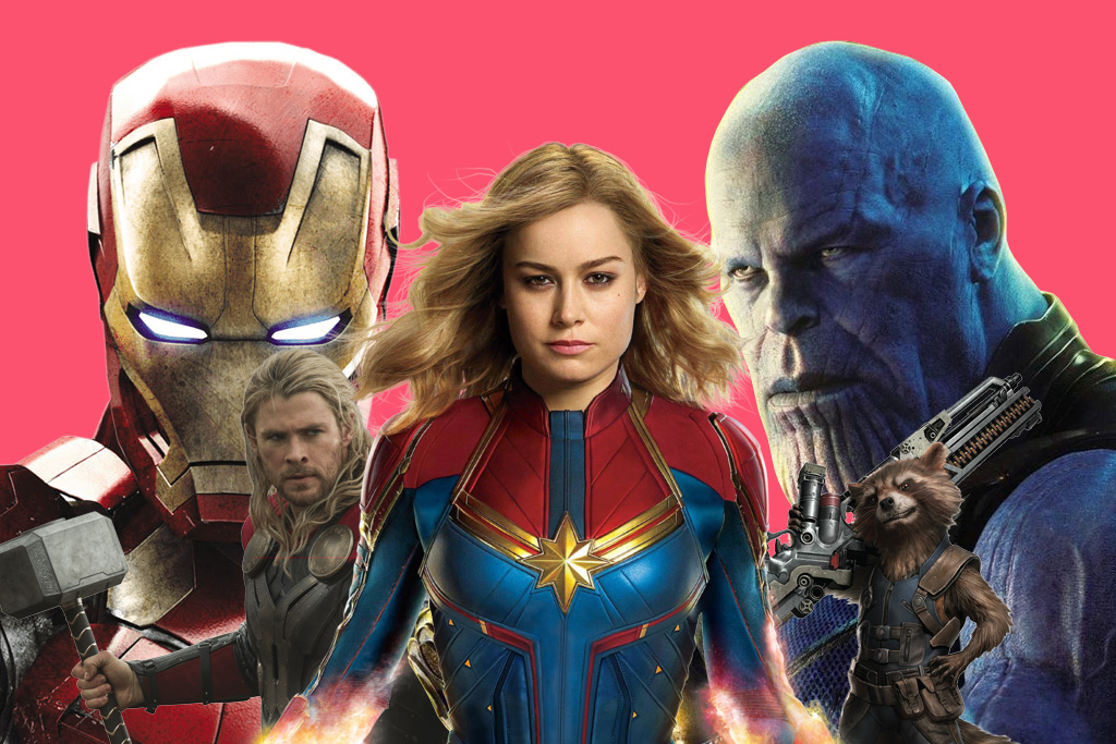 How to watch the Marvel Cinematic Universe in the correct order