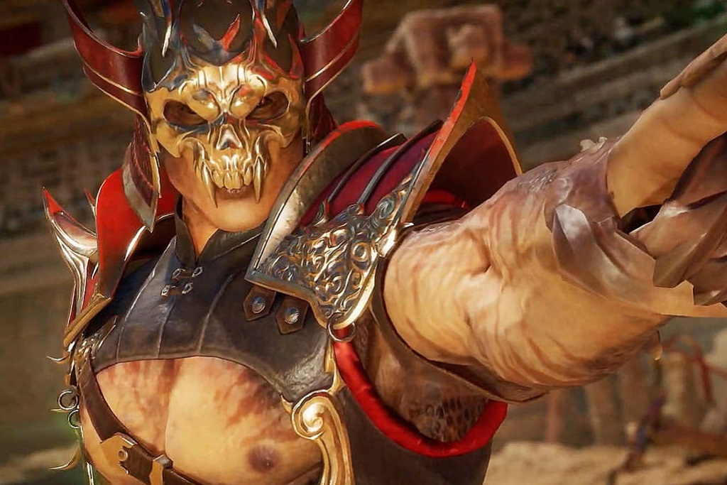Mortal Kombat 11 isn't about anything at all -- and that's great