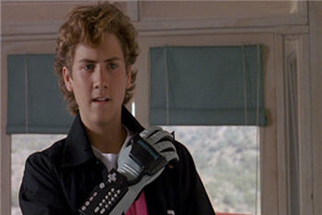 Video Game Movies Power Glove