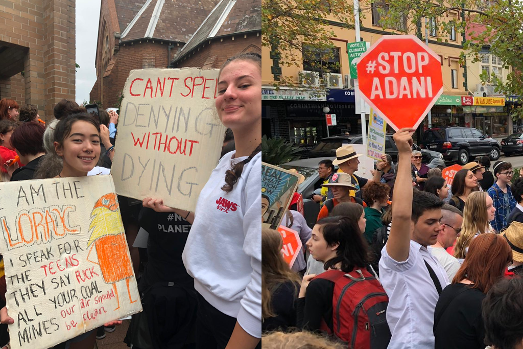 school strike 4 climate